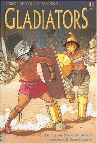 9780794512682: Gladiators (Usborne Young Reading)
