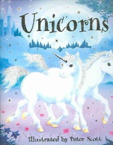 9780794512804: Unicorns (Usborne Lift-the-Flap)