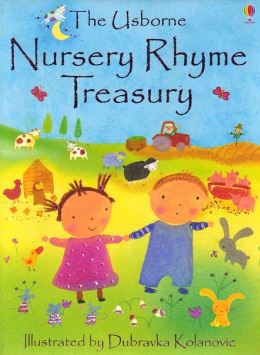 9780794512811: Nursery Rhyme Treasury (Nursery Rhymes)