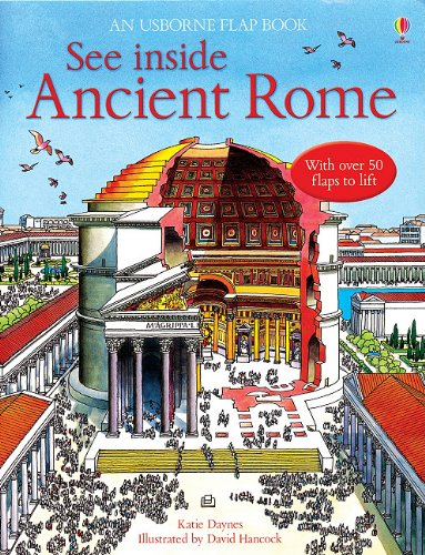 9780794513214: See Inside Ancient Rome (See Inside Board Books)