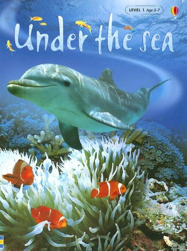 9780794513368: Under the Sea: Internet Referenced (Beginners Nature - New Format, Level 1)