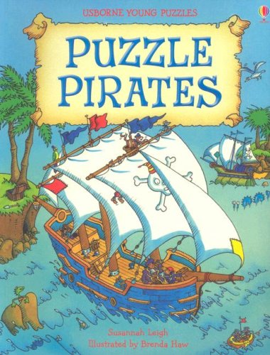 Puzzle Pirates (Young Puzzles) (079451359X) by Tyler, Jenny