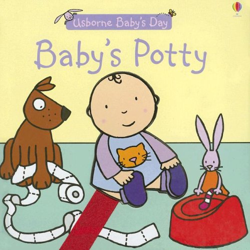 9780794513627: Baby's Potty (Usborne Baby's Day)