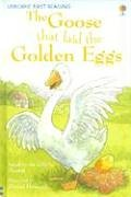 9780794513788: The Goose That Laid the Golden Eggs (Usborne First Reading Level 3)