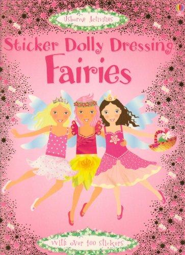 9780794513917: Sticker Dolly Dressing Fairies