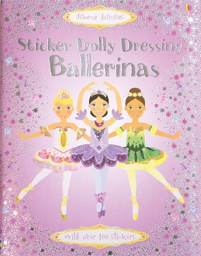 9780794513924: Ballerinas [With Stickers] (Sticker Dolly Dressing)