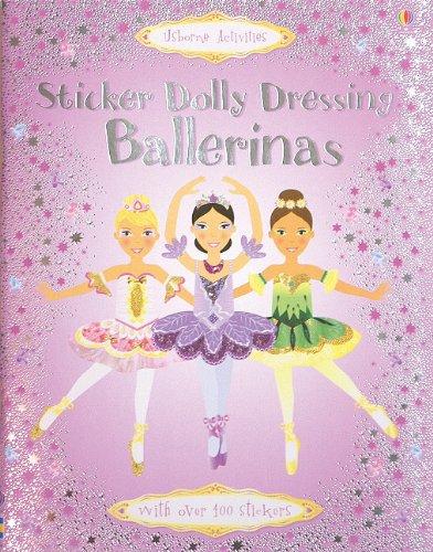 9780794513924: Sticker Dolly Dressing Ballerinas