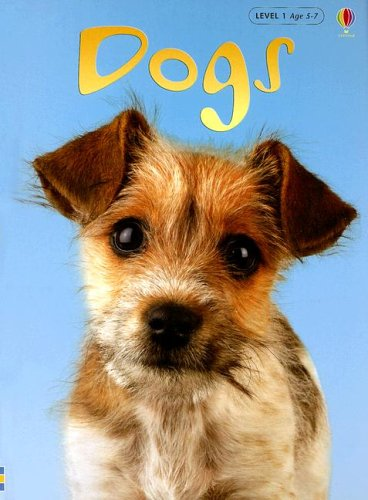 9780794513955: Dogs (Usborne Beginners: Information For Young Readers: Level 1)