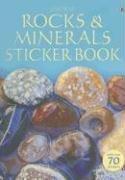 Usborne Rocks & Minerals Sticker Book [With Stickers] (Spotter's Guides Sticker Books - ...