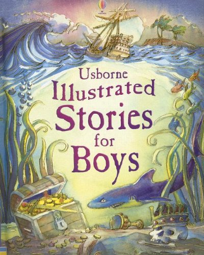 9780794514204: Illustrated Stories for Boys
