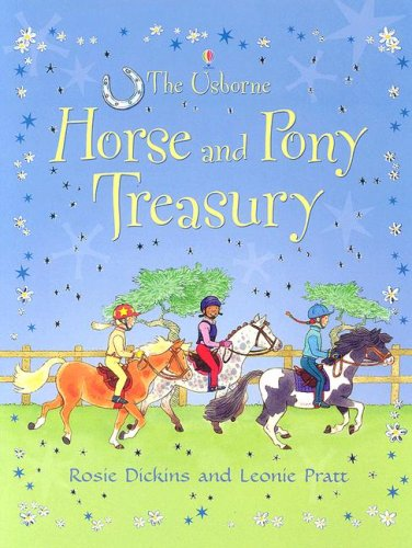 9780794514310: The Usborne Horse and Pony Treasury
