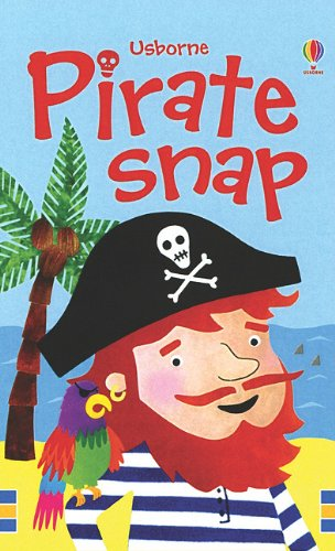9780794514334: Pirate Snap (Card Games)