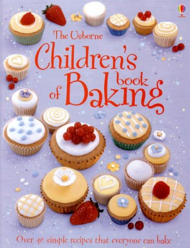 9780794514389: The Usborne Children's Book of Baking (Children's Cooking)