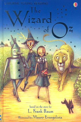 9780794514570: The Wizard of Oz (Usborne Young Reading: Series Two)