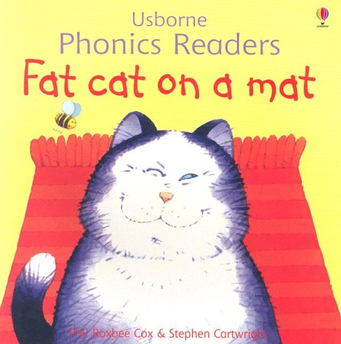 9780794515027: Fat Cat on a Mat (Easy Words to Read)