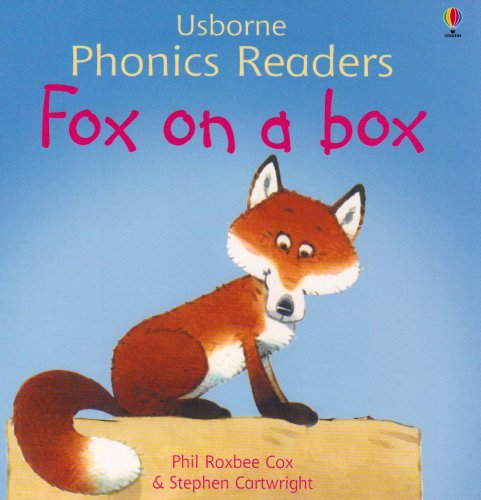 9780794515034: Fox on a Box (Usborne Phonics Readers)