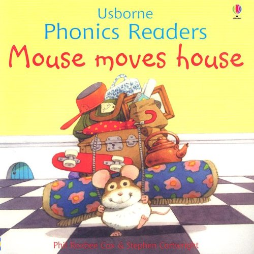 9780794515072: Mouse Moves House (Usborne Phonics Readers)