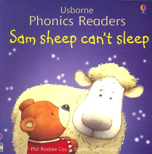 9780794515089: Sam Sheep Can't Sleep (Easy Words to Read)
