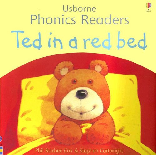 9780794515102: Ted in a Red Bed (Easy Words to Read)
