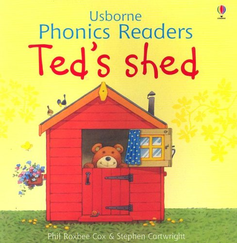 9780794515119: Ted's Shed (Phonics Readers)