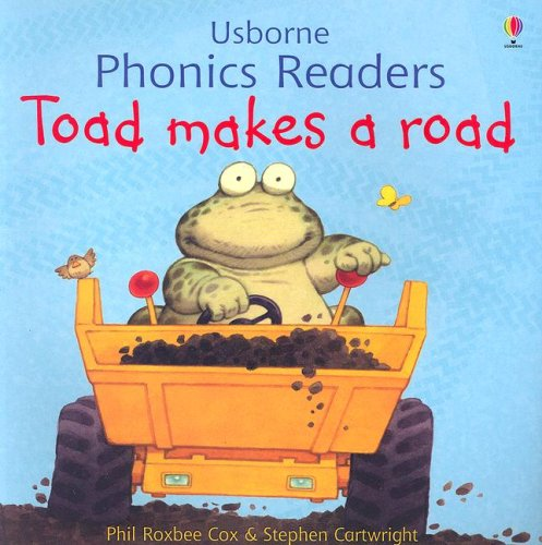 Toad Makes a Road (Easy Words to Read) (0794515126) by Jenny Tyler