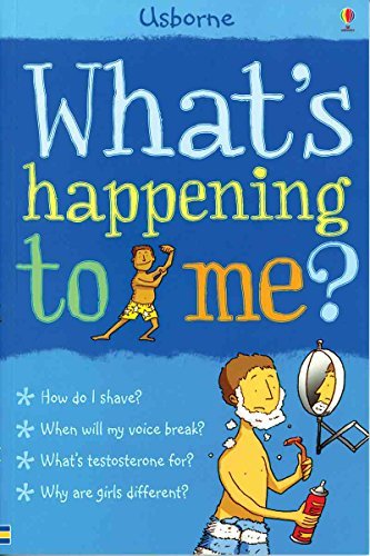 9780794515140: What's Happening to Me?: Boys Edition