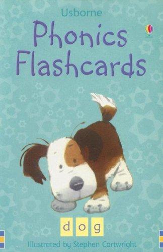 9780794515164: Usborne Phonics Flashcards: Dog (Usborne Flashcards)