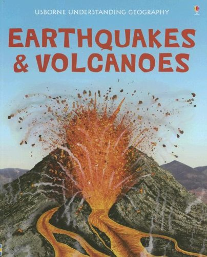 9780794515317: Earthquakes and Volcanoes (Usborne Understanding Geography)