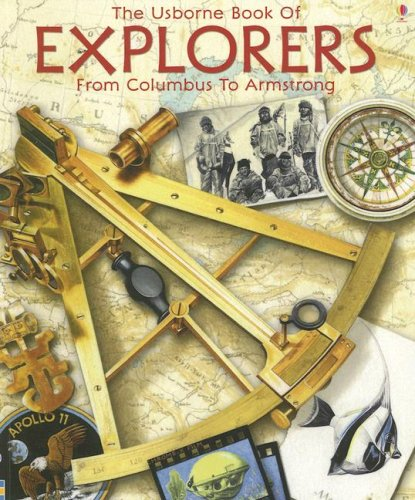 Explorers (Usborne Book Of...): Felicity Everett; Struan Reid