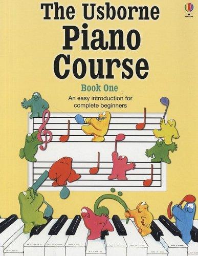 9780794515393: The Usborne Piano Course Book One