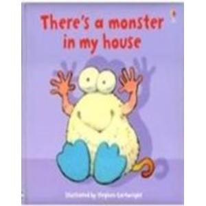 9780794515676: There's a Monster in My House (Luxury Flap Books)