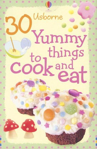 9780794515881: 30 Yummy Things to Cook and Eat (Cooking Cards)