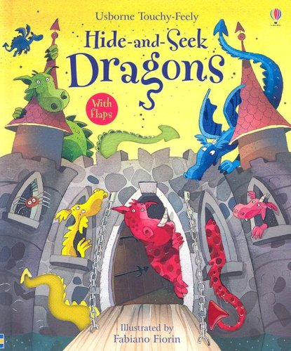 9780794515904: Hide-and-seek Dragons (Usborne Touchy Feely)