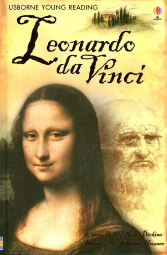 9780794515942: Leonardo Da Vinci (Usborne Young Reading: Series Three)