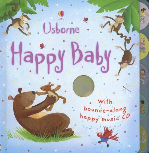 9780794516079: Happy Baby (Baby Board Books With CD)
