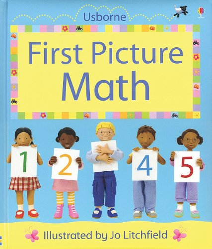 9780794516420: First Picture Math (First Picture Board Books)