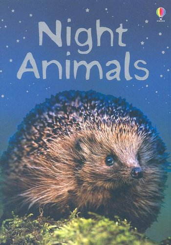 9780794516567: Night Animals (Beginners Nature)