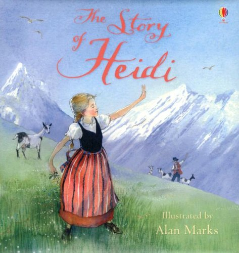 9780794517168: The Story of Heidi (Picture Book Classics Series)