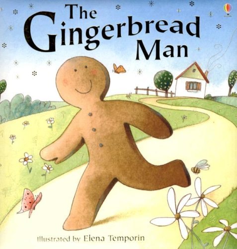 9780794517861: The Gingerbread Man (Picture Book Classics Series)