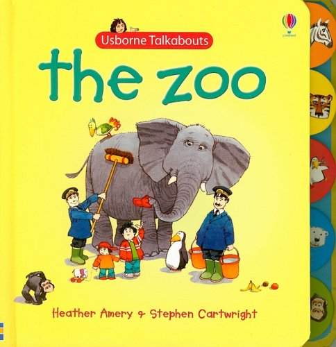 9780794517939: The Zoo (Usborne Talkabouts)