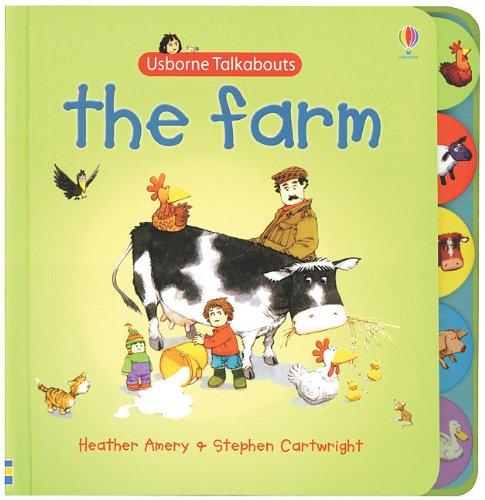 9780794517953: The Farm (Talkabout Board Books)