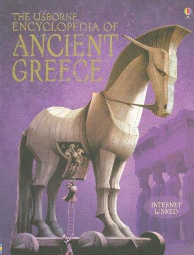 Encyclopedia of Ancient Greece (Usborne History Encyclopedias): Jane Chisholm