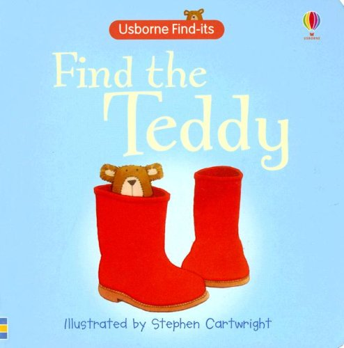 9780794518059: Find the Teddy (Find-Its Board Books)