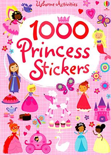 9780794518295: 1000 Princess Stickers (1000 Sticker Activities)