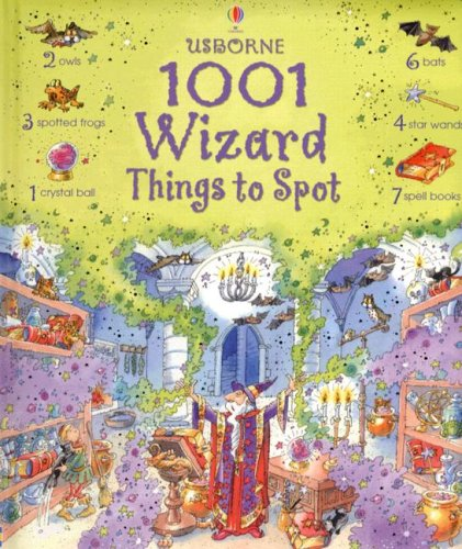 9780794518608: 1001 Wizard Things to Spot (1001 Things to Spot)