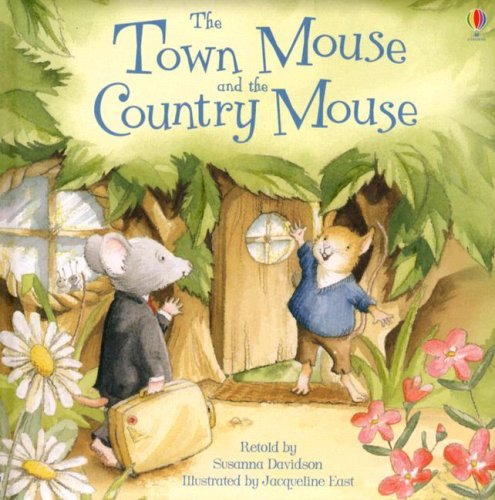 9780794518776: Town Mouse and the Country Mouse (Picture Book Classics)