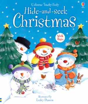 Hide-and-seek Christmas (Usborne Touchy Feely)