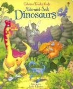 9780794518936: Hide-And-Seek Dinosaurs (Usborne Touchy-Feely Books)