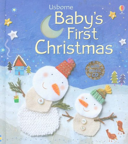 9780794519025: Baby's First Christmas with CD