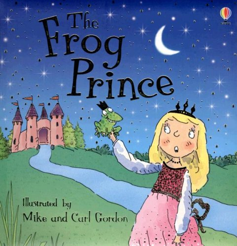 9780794519179: The Frog Prince (Picture Book Classics)